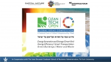 Cleantech Open Competition Final Event 2015