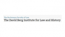 The David Berg Institute for Law and History