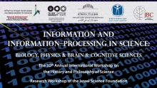 Information and Information-Processing in Science: Biology, Physics & Brain & Cognitive Sciences