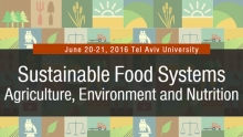 Sustainable Food Systems: Agriculture, Environment and Nutrition