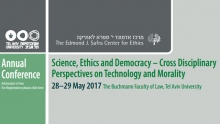 Science, Ethics and Democracy – Cross Disciplinary Perspectives on Technology and Morality