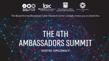 The 4th ambassadors summit: Digital Diplomacy