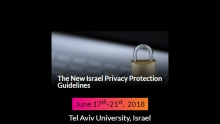 The New Israel Privacy Protection Guidelines