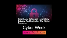 From Local to Global: Technology, Privacy, and Policy for the Digital Economy