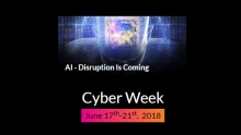 AI - Disruption is Coming