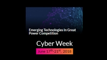 Emerging Technologies in Great Power Competition