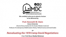 Reevaluating the 1978 Camp David Negotiations
