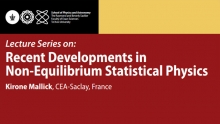 Recent Developments in Non-Equilibrium Statistical Physic