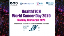 HealthTech World Cancer Day 2020