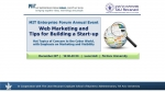 Web Marketing and Tips for Building a Start-up