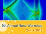 Tel Aviv University Center for Nanoscience and Nanotechnology Annual workshop - 2013