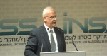 Dr. Saeb Erekat lectures on the current political situation