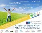 Cleantech World View: What IS New under the Sun