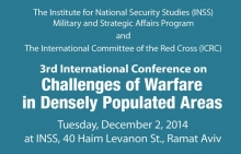 Challenges of Warfare in Densely Populated Areas
