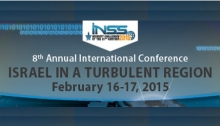8th Annual International Conference - Israel in a Turbulent Region