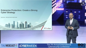 Enterprise Protection: Creating a Strong Cyber Strategy - David Grout