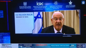 Greetings, H.E. Reuven Rivlin, President of Israel