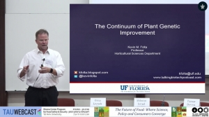 The Continuum of Plant Genetic Improvement