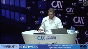 Protecting Cyber Borders - State Defense: Nadav Argaman