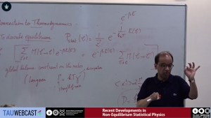 Lecture I: (Ir)Reversibility and its Consequences