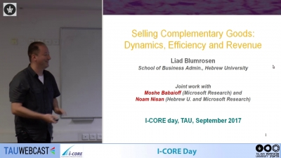 Selling Complementary Goods: Dynamics, Efficiency and Revenue