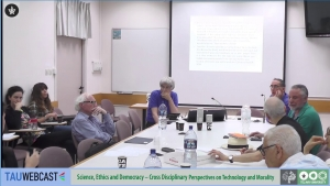 Panel: Science, Ethics and Democracy: Past, Present and Future