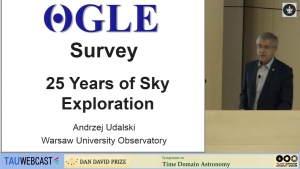 OGLE Survey - 25 Years of Sky Exploration