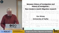 Between history of immigration and history of migrants: new trends in Jewish migration research
