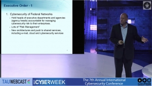 Protecting Cyber Borders - State Defense: Dr. Douglas Maughan