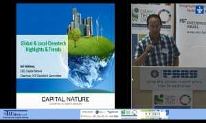 Introduction - Avi Feldman, CEO, Capital Nature: Investment Trends in Clean Technology
