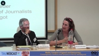 Round Table - The State of Affairs Regarding Freedom of Media and Pluralism in Europe