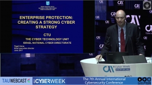Enterprise Protection: Creating a Strong Cyber Strategy - Yigal Unna