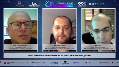 Smart Threat Investigation Making the Forest from the Trees, Quickly