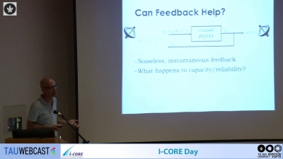 Feedback in Information Theory