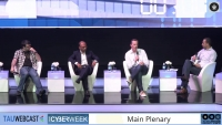 Third Session: Business Executives Talk Cyber (Panel)
