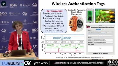 System-Level Solutions for Wireless Security