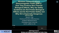 Wireless Communications Electromagnetic Fields (EMFs)