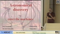 Astronomical Discoveries - Enter the Machine