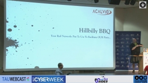 Hillbilly BBQ: Your rail networks put to use to facilitate OUR party...