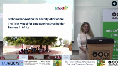 Technological Innovation for Poverty Alleviation: The TIPA Model for Empowering Smallholders Farmers in Africa