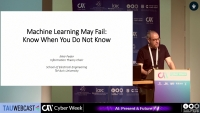 Machine Learning May Fail: Know When You Do Not Know