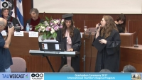 End of Program Ceremony 2017 – International Bachelor's in Liberal Arts