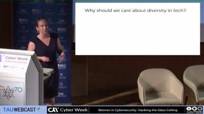 The Consequences of Under representation in Cybersecurity