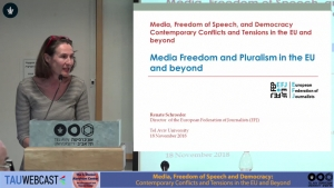 The State of Affairs Regarding Freedom of Media and Pluralism in Europe