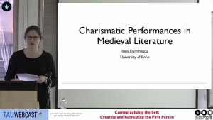 Charismatic Performances in Medieval Literature