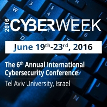 The 6th Annual International Cybersecurity Conference