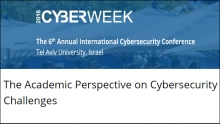 The Academic Perspective on Cybersecurity Challenges