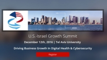U.S.-Israel Growth Summit