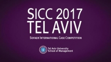 Sofaer International Case Competition: SICC 2017 Finals