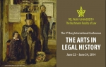 The Arts in Legal History